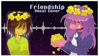 DELTARUNE Friendship [Duet] [Original Lyrics]reichuu x cham
