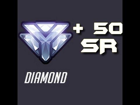 OVERWATCH DIAMOND TO MASTER RANK