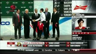 Senators draft Mika Zibanejad #6 overall