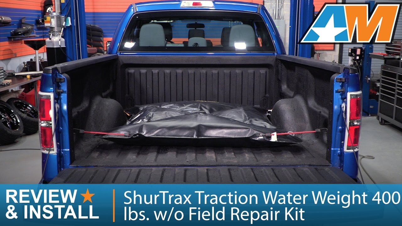 1997 2017 F 150 Shurtrax Traction Water Weight 400 Lb W O Field Repair Kit Review Install
