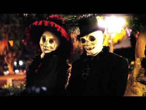 Dia De Los Muertos, Olvera Street