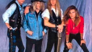 Poison - Only Time Will Tell