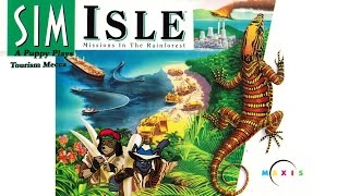 A Puppy Plays: Sim Isle (Tourism Mecca)