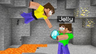 STEAL The DIAMOND Or GAME OVER! (Minecraft)