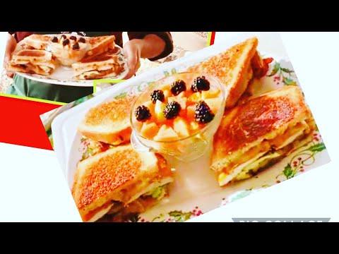 California Sandwich (Viernes de don mike)