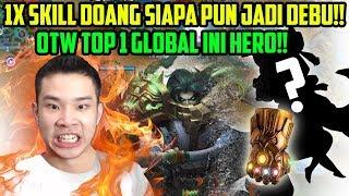 1X SKILL SIAPA PUN JADI DEBU!! HERO TERGILA DI MOBILE LEGENDS!! - Mobile Legends