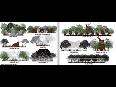 FINAL LANDSCAPE ARCHITECTURE PORTFOLIO