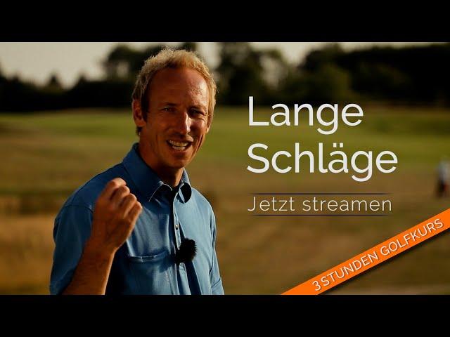 Lange Schläge –Der Videokurs