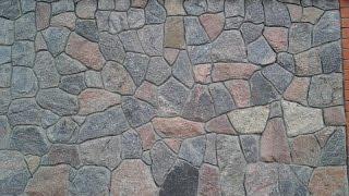 Обзор каменной кладки=подборка и расшивка бутового камня - [masterkladki]