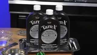 Tarn-x Tarnish Remover Provides Time-Saving Shine
