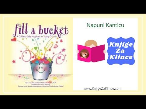 Napuni Kanticu - AudioKnjiga/Slikovnica za Djecu - Knjige za Klince