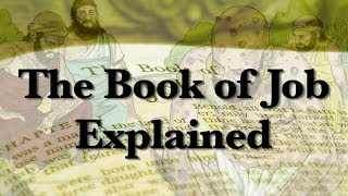 The Book Of Job Explained