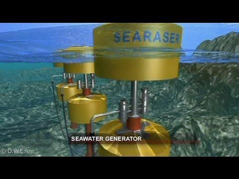 euronews hi-tech - Sea solution to future energy needs