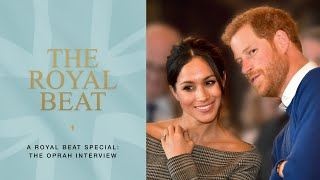 A Royal Beat Special The Oprah  Nterview