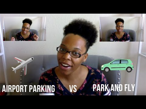 Airport Parking VS Park And Fly