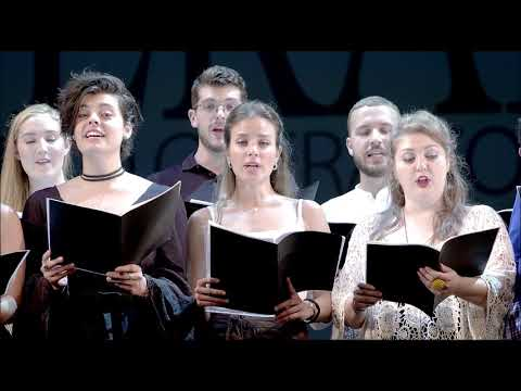 Maestro Plácido Domingo & Operalia Singers Contribute To The #Ode2Joy Challenge