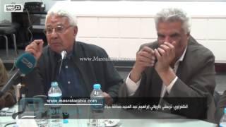 مصر العربية | الكفراوي: تربطني بالروائي إبراهيم عبد المجيد صداقة حياة