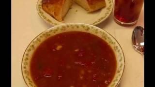 Betty's Firecracker White Bean Soup