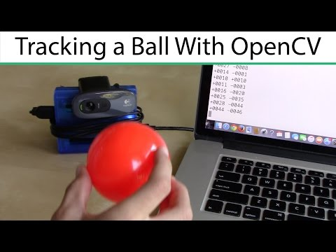 Tracking a Ball with OpenCV  - BeagleBone Tutorials