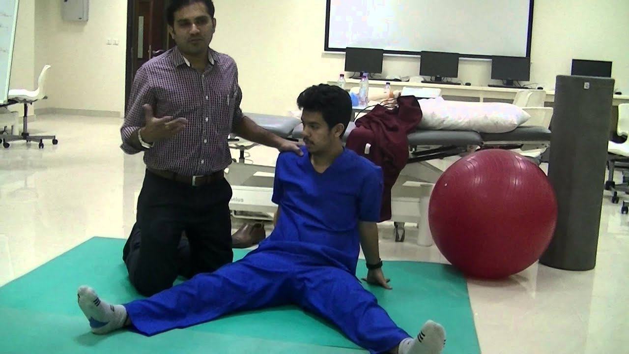 Cerebral palsy physical therapy - Stretching And Facilitation Exercise For Cerebral Palsy Part 2 Kku Physiotherapy