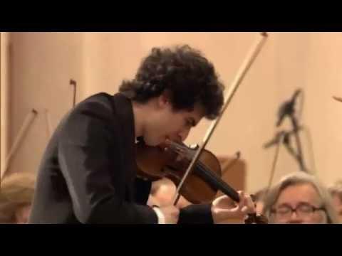 Itamar Zorman Tchaikovsky Violin Concerto 1of 2