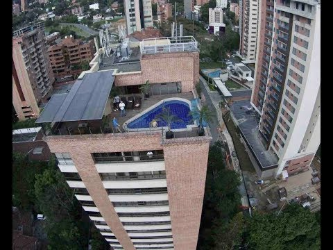 The Penthouse - Medellin, Colombia
