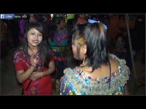 Grupo Branly en Las Lomas Joyabaj Julio 26 2017