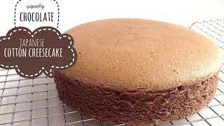 Video Chocolate Japanese Cotton Cheesecake [Gluten Free] download MP3, 3GP, MP4, WEBM, AVI, FLV Juli 2018
