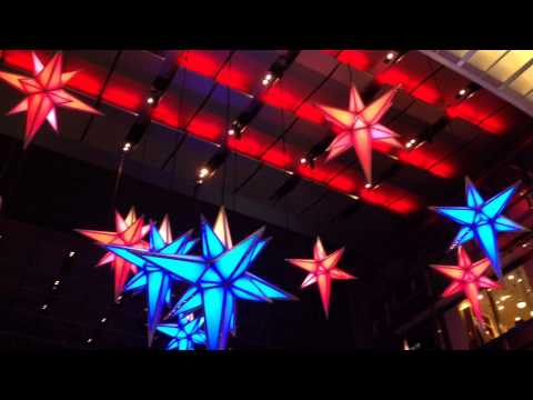 Holidays under the Stars - Columbus Circle Time Warner Center 2014