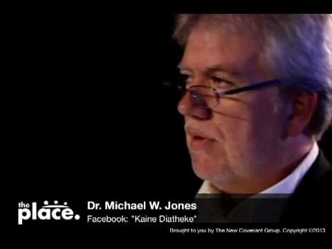 Dr. Michael W. Jones   The Crucifixion Wasn't Moral Nor Is It The Gospel