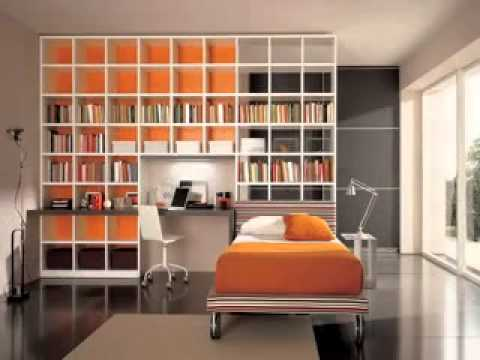 DIY Bedroom decorating shelving ideas - YouTube