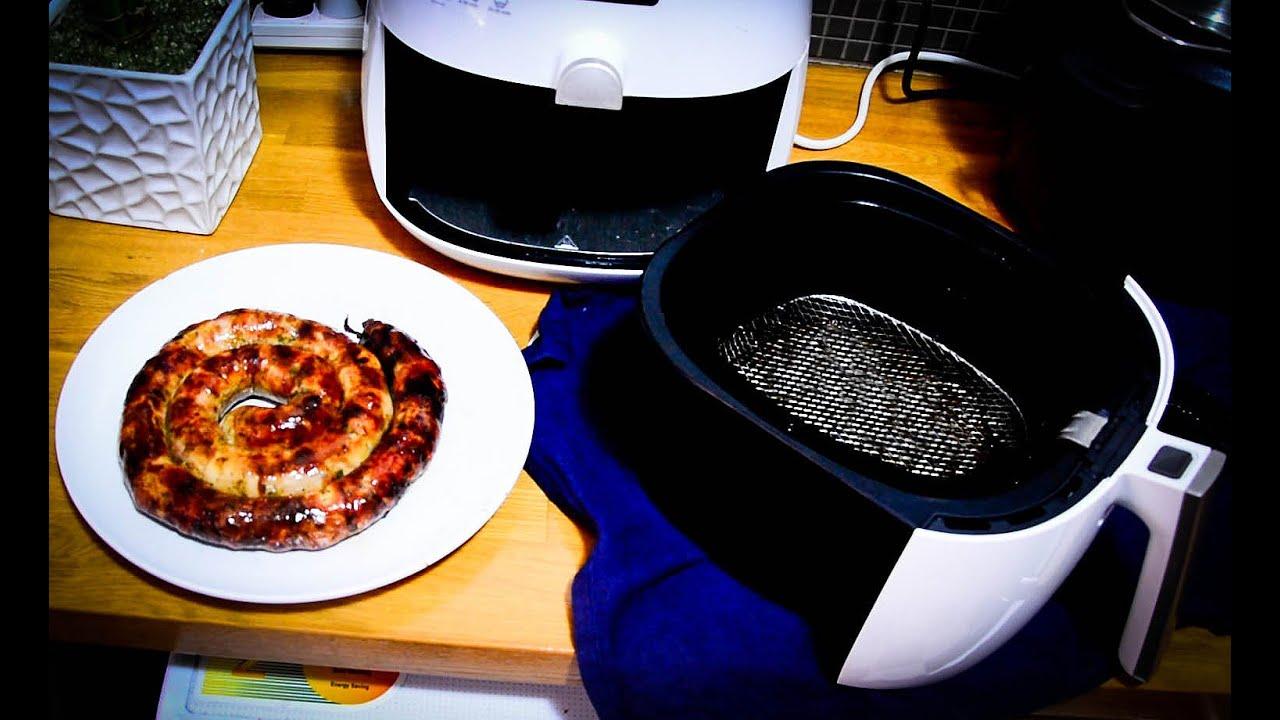 C mo cocinar salchichas sin aceite en la freidora philips for Cocinar wok sin aceite