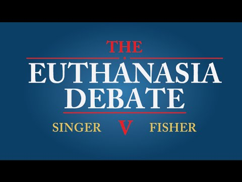 Euthanasia debate: Professor Peter Singer versus Archbishop Anthony Fisher OP
