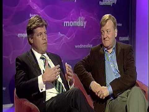 This Week Andrew Rawnsley report on a Hung Parliament and full discussion after 2nd Debate on 22nd April 2010