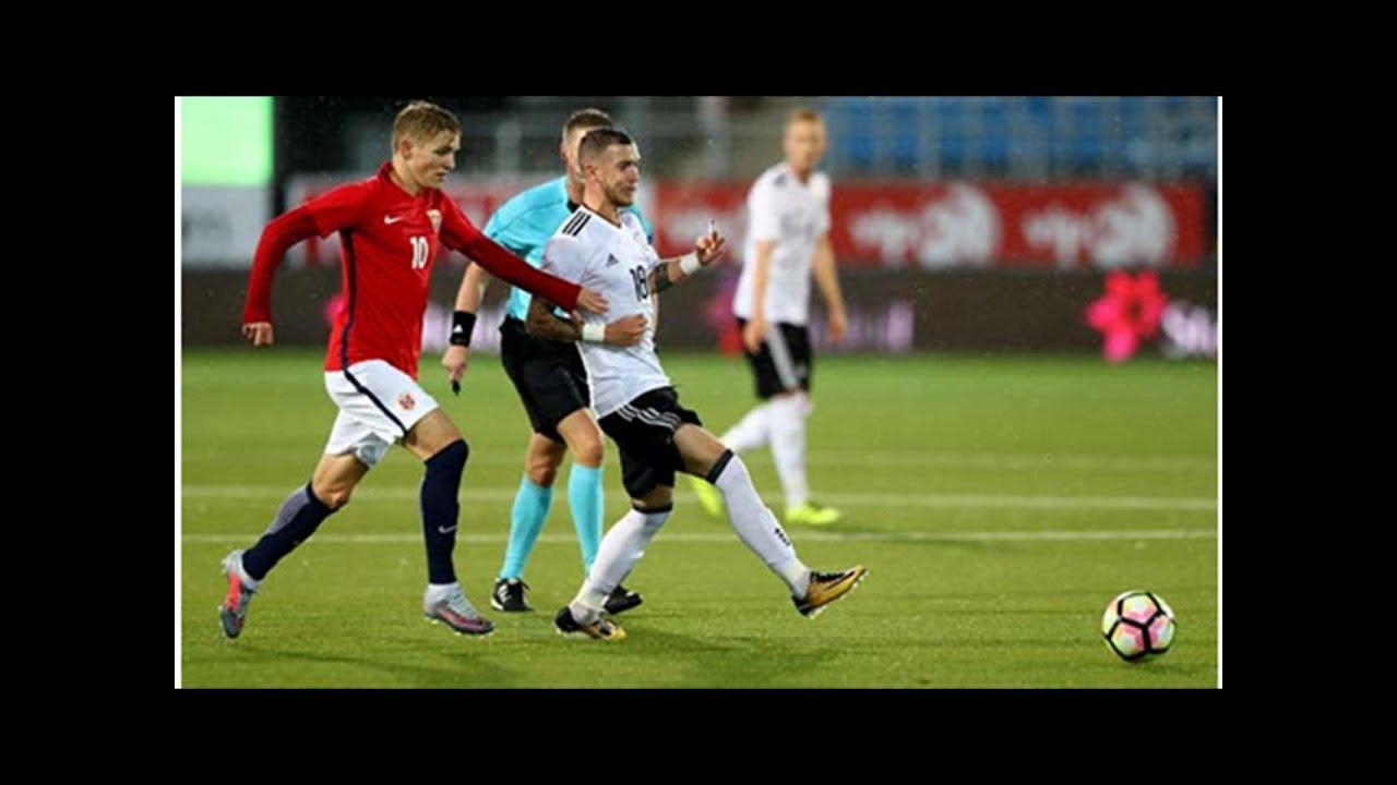 U21 Deutschland Russland