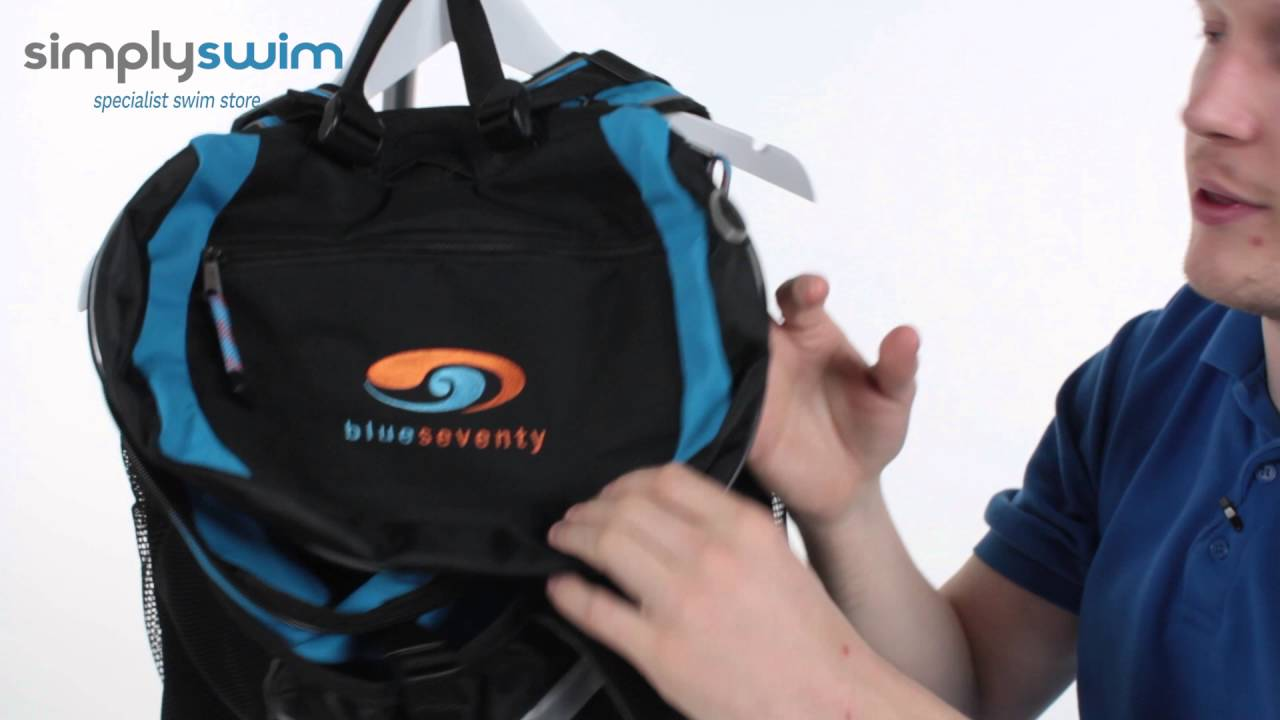 d562b3eb94 Blueseventy Transition Bag - www.simplyswim.com - YouTube