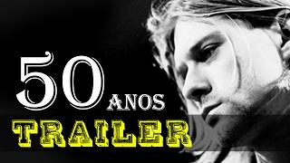 Kurt Cobain - 50 anos (trailer)
