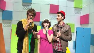 음악중심 - Opening, 오프닝, Music Core 20081101