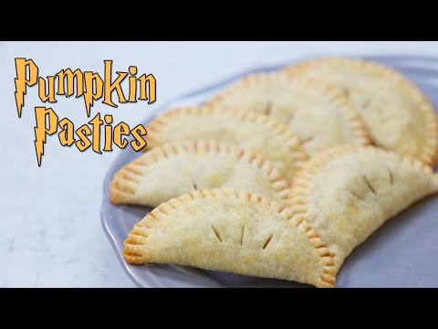 HARRY POTTER PUMPKIN PASTIES Ft Dawin - NERDY NUMMIES