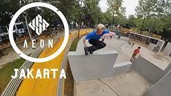 Lomax abroad - Jakarta Vlog