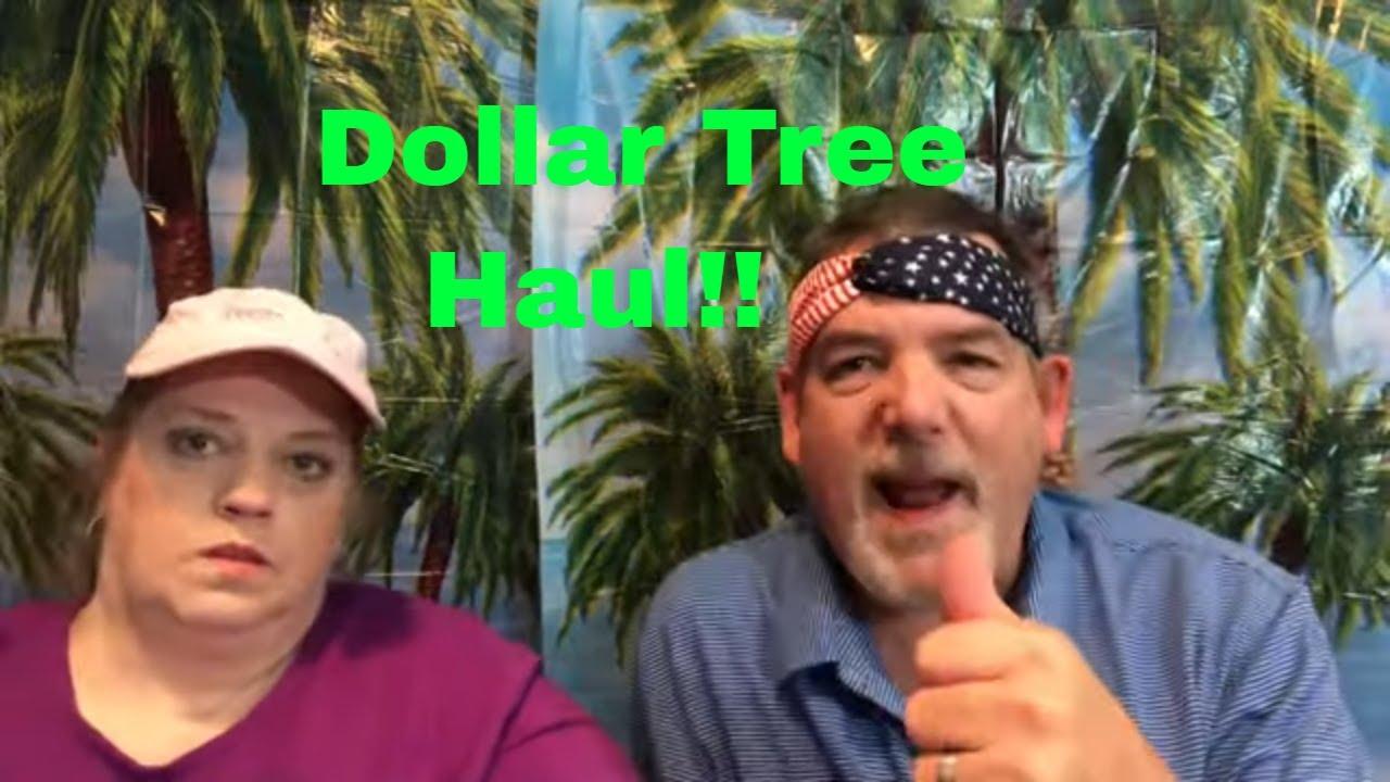 Huge Dollar Tree Haul!!!  New Items!!!