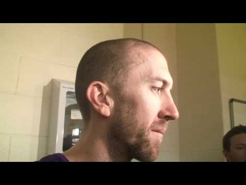 Steve Blake on shooting