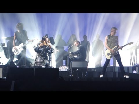 Gorillaz - Empire Ants (feat. Yukimi Nagano of Little Dragon) – Outside Lands 2017, San Francisco