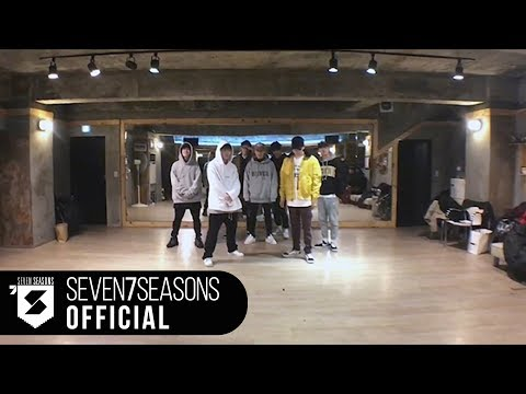블락비(Block B) - YESTERDAY Dance practice