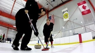 GoPro: Curling