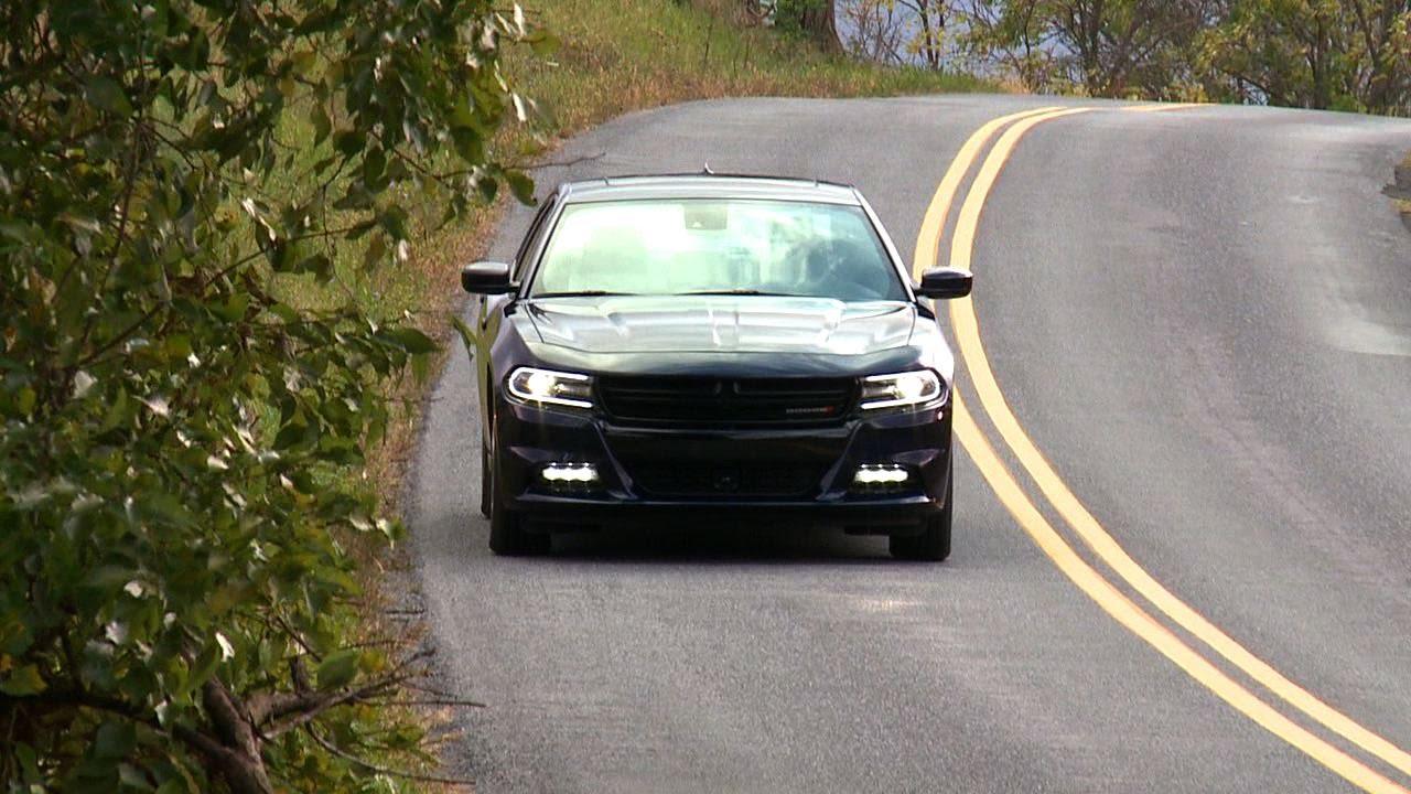 Dodge Charger Rallye >> 2015 Dodge Charger SXT Rallye - YouTube