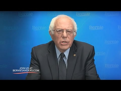 Sanders: Defeat Trump but Political Revolution Must Continue