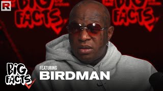 Birdman Clears Up Cash Money Records Rumors, Past Issues W/Charlamagne, Rick Ross & More | Big Facts