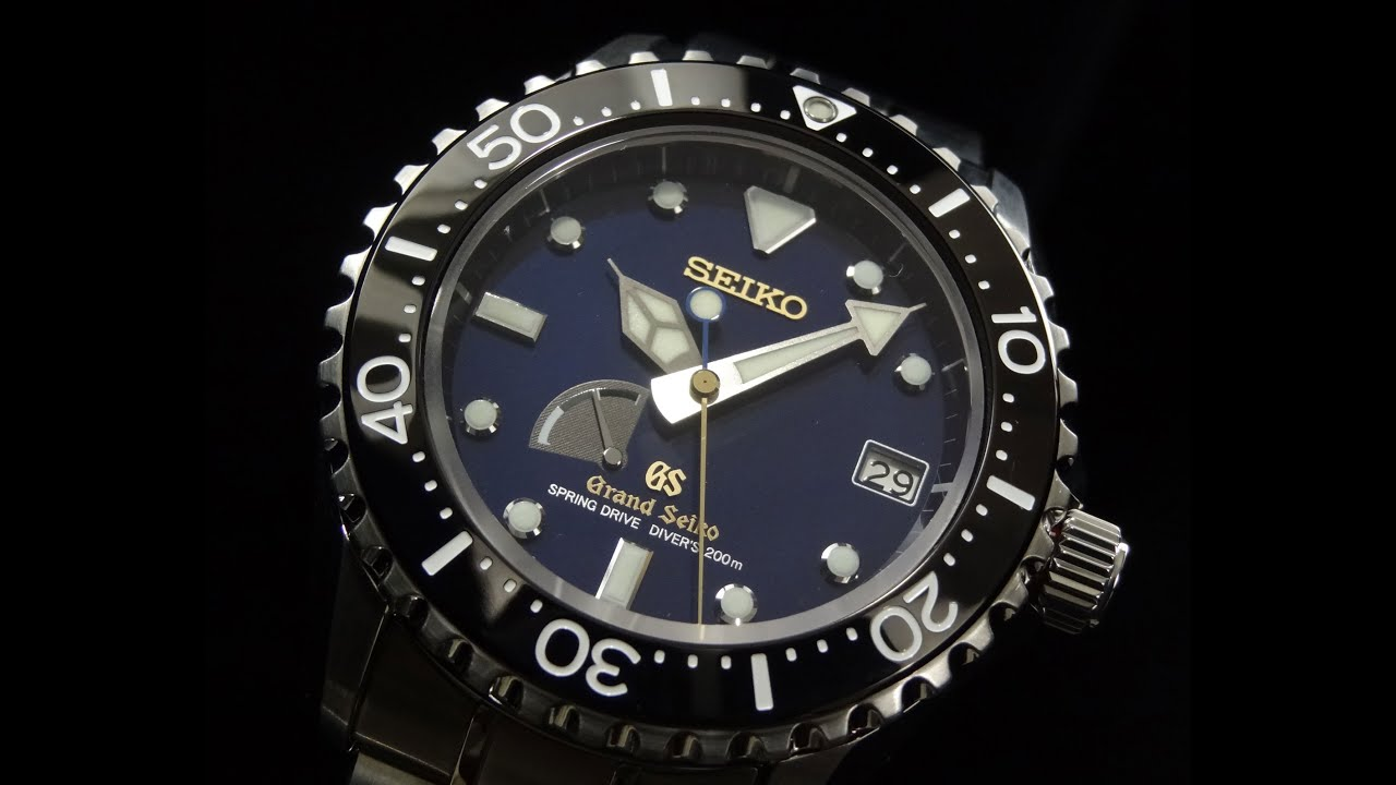 Watch Talk Grand Seiko Diver is it Worth the Price