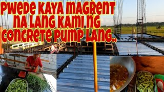 Malungay recipe ni chef M at Pwede kaya Magrent ng Concrete pump lang para tipid..